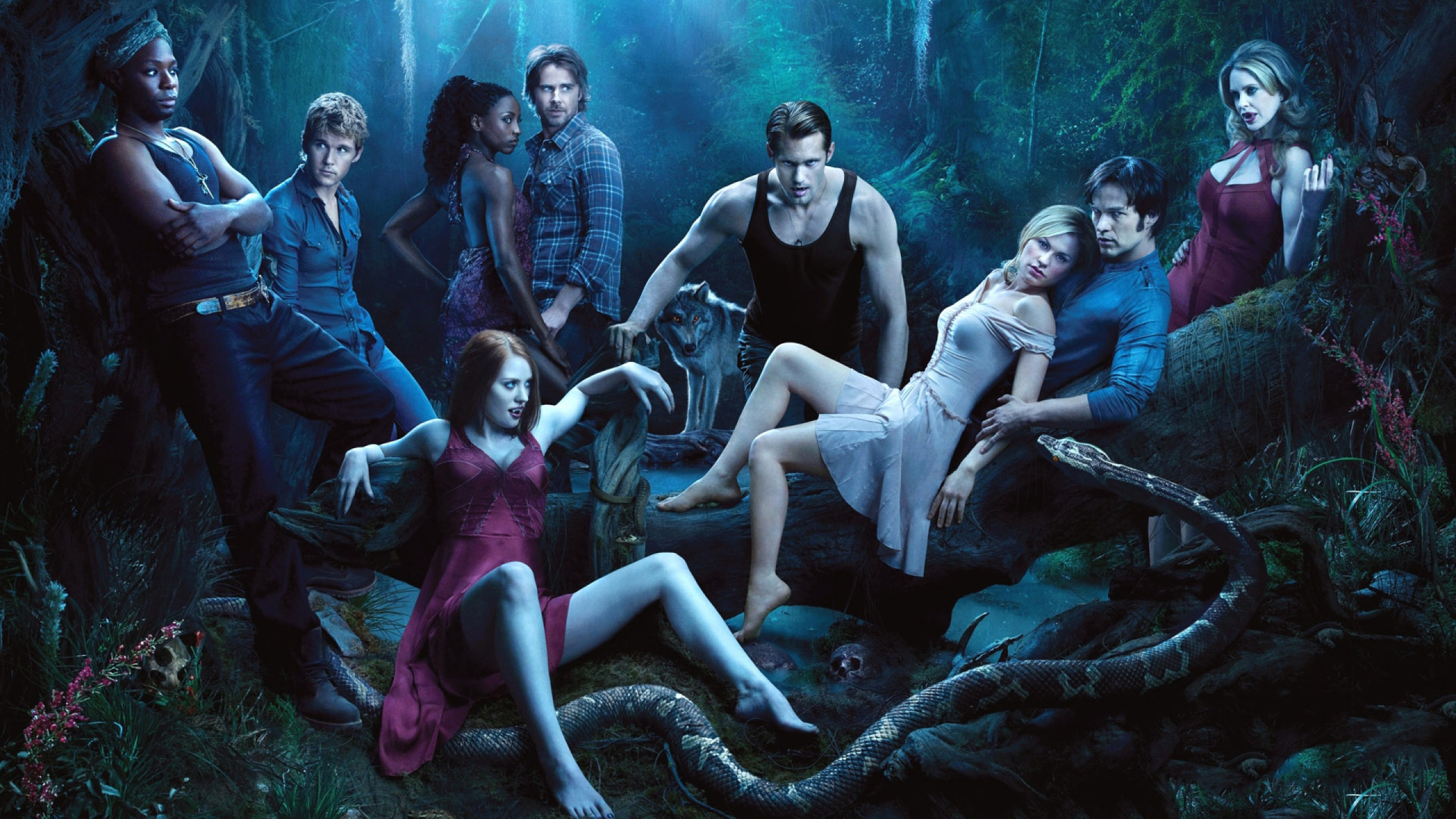 true_blood_sookie_stackhouse_bill_compton_eric_northman_sam_merlotte_jason_stackhouse_tara_thornton_pam_de_beaufort_jessica_hamby_lafayette_reynolds_93690_2560x1440