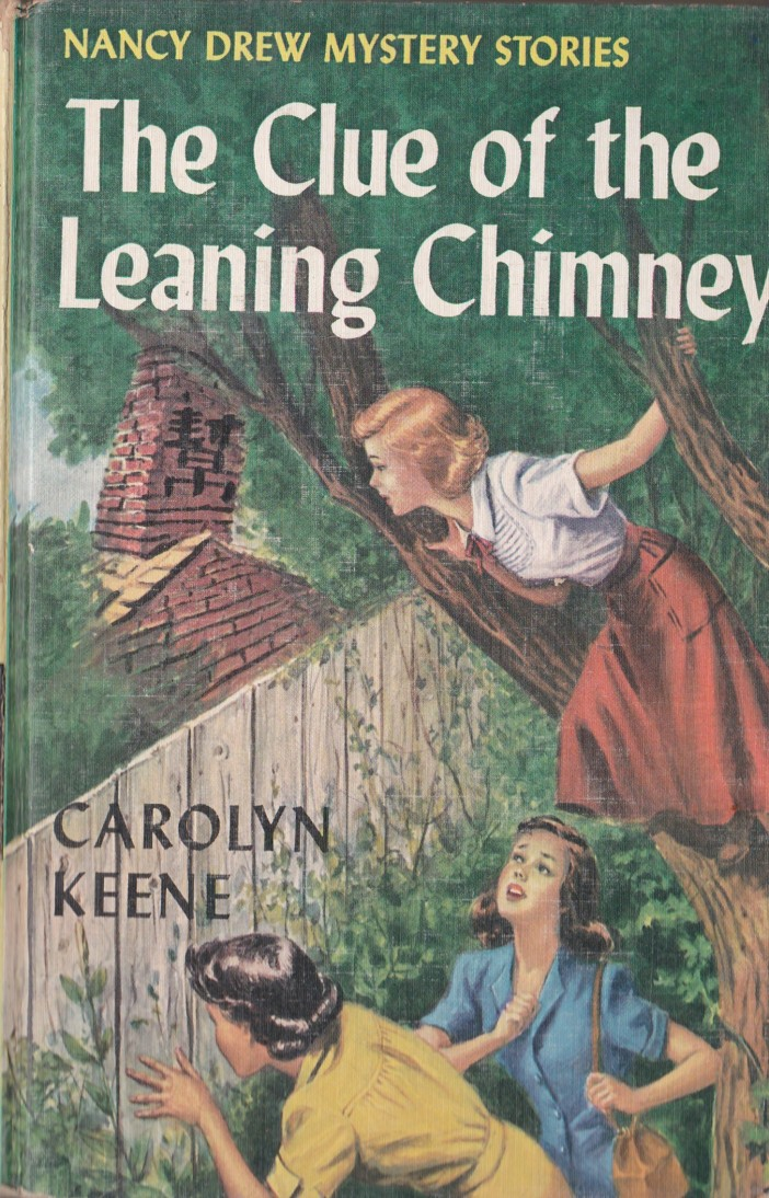 nancy drew leaning chimney