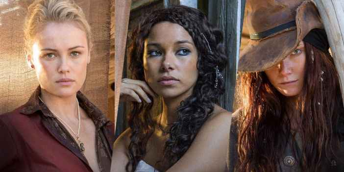 black sails women