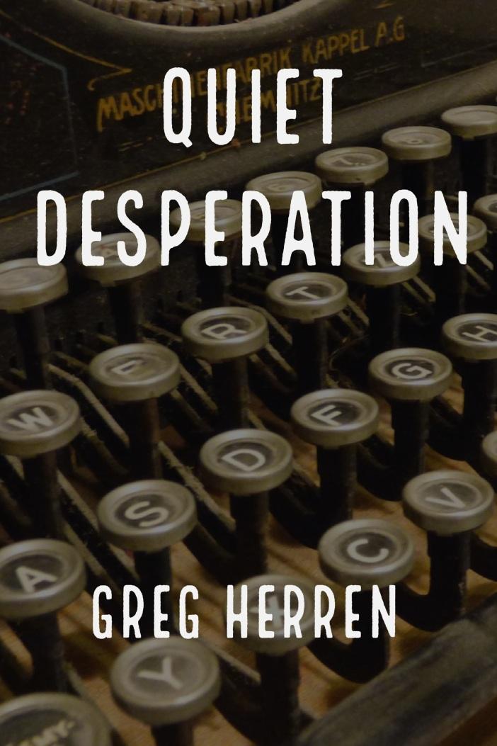 Quiet Desperation Cover2