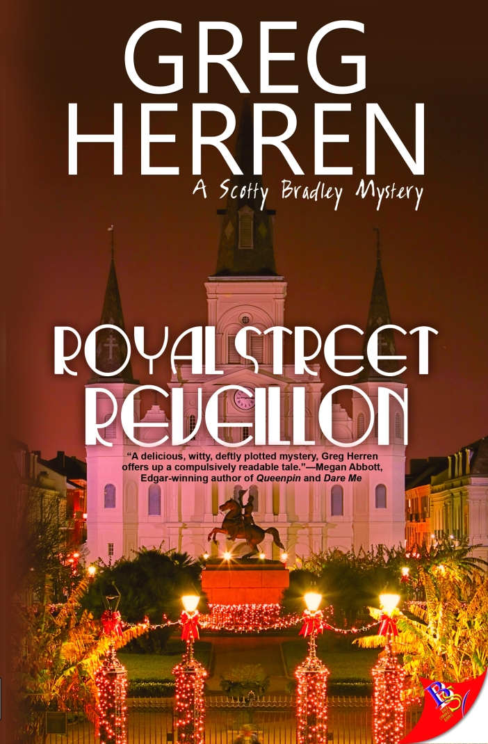 Royal Street Revellion cover