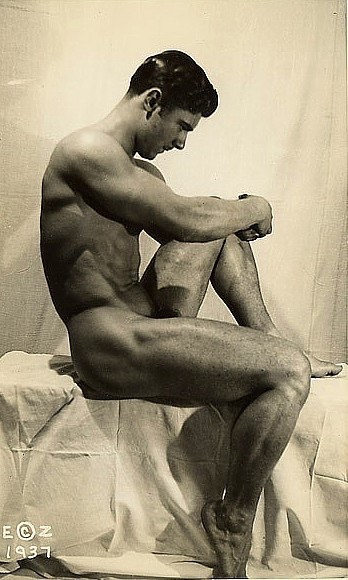 classic male beauty