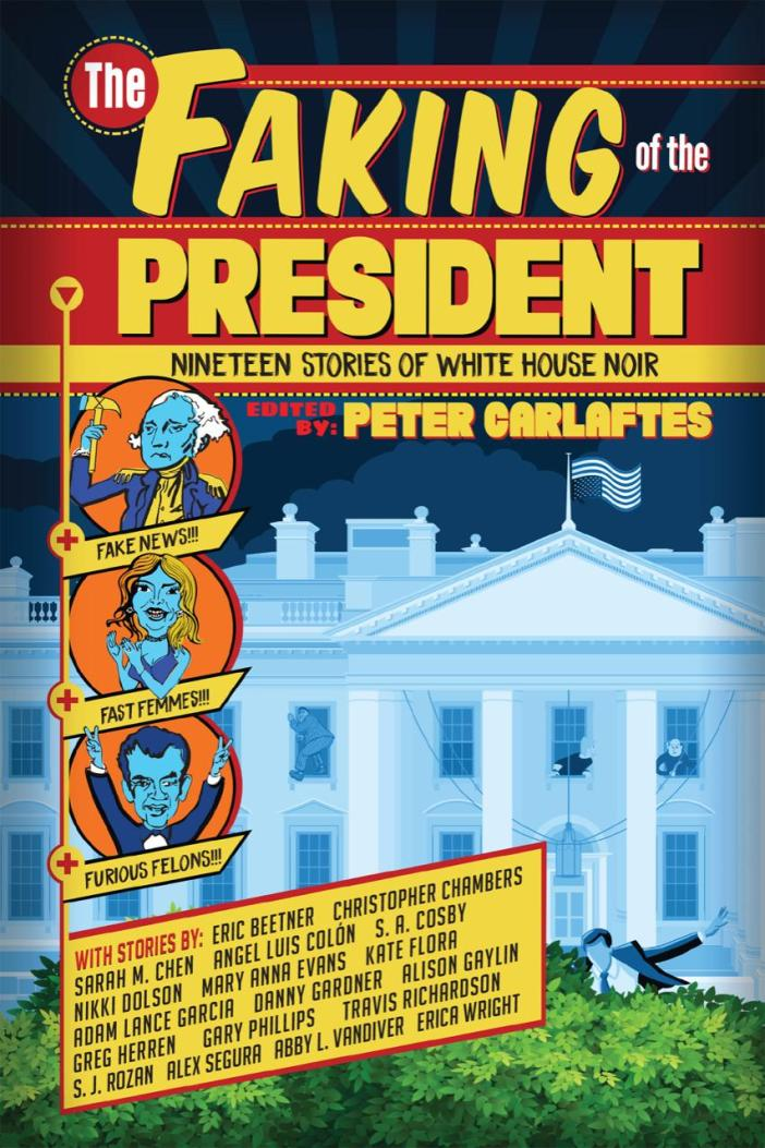 faking of the president cover